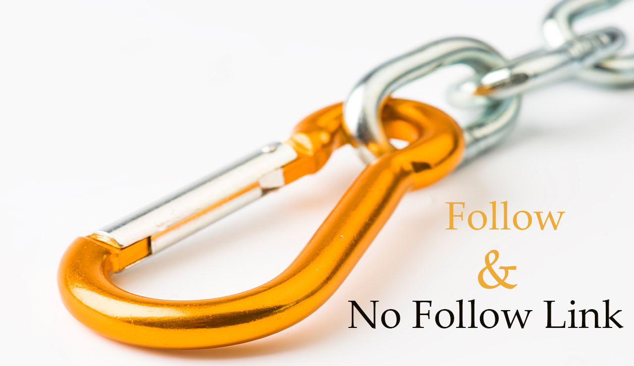 What is Follow Link and No Follow Links
