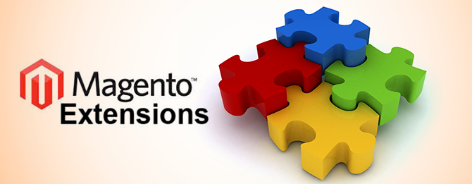 Extensions for magento