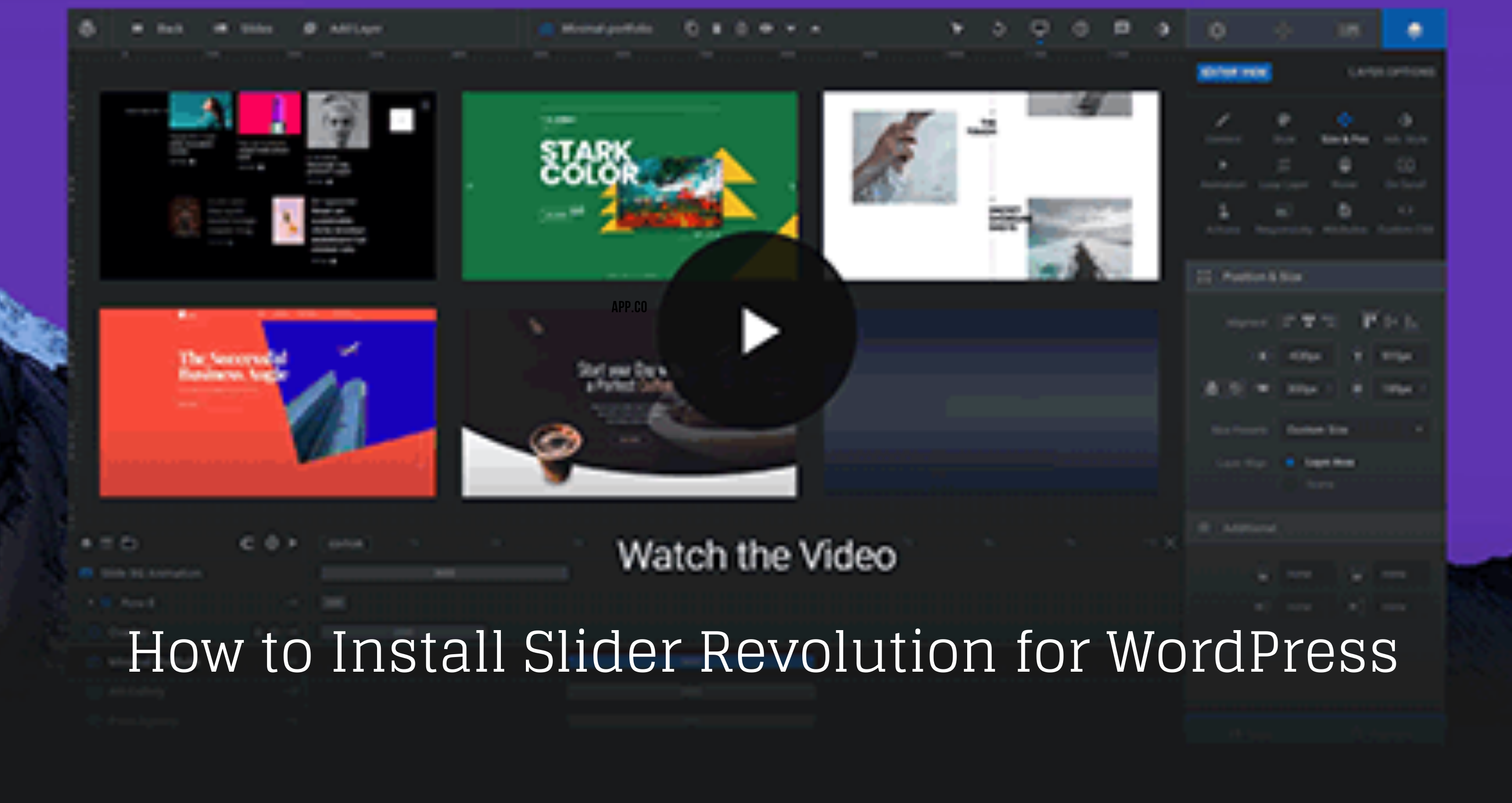 How to Install Slider Revolution for WordPress