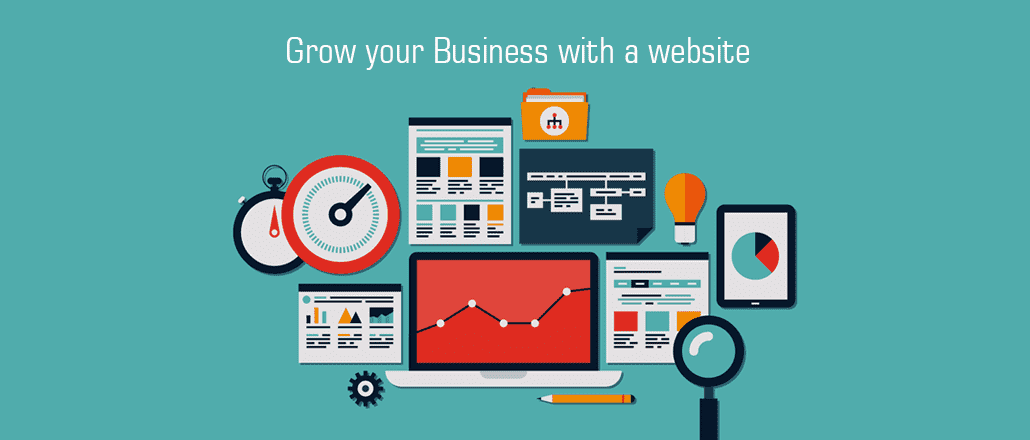 IMPORTANCE OF BUSINESS WEBSITE